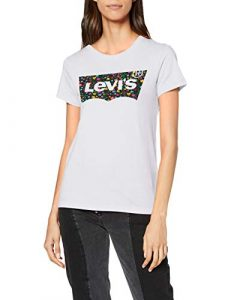 Levi's Damen The Perfect Tee T-Shirt