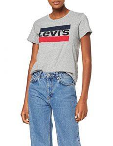 Levi's Damen T-Shirt The Perfect Tee