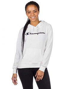 Champion Kapuzenpullover Damen 111276 S19 WW001 WHT Weiss