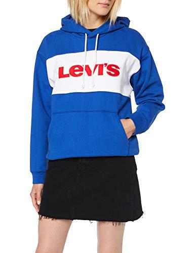 Levi's Damen Cb Sportswear Hoodie Kapuzenpullover