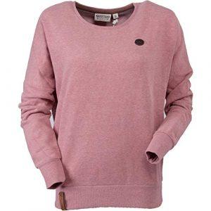 Naketano Damen Sweater 2 Stunden Sikis Sport Sweater