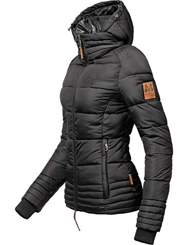 Marikoo Damen Winterjacke Stepp-Jacke Sole 13 Farben XS-XXL