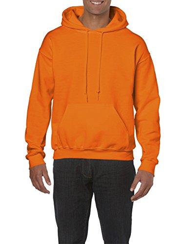 GILDAN Herren Kapuzenpullover Adult 50/50. Hooded Sweat/18500, Einfarbig