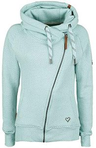 alife and Kickin SNAKECHARMER B Sweatjacke Damen Jacke Jacket