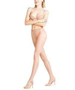 FALKE Damen Shelina 12 Denier Toeless Strumpfhose – 1 Stück, Größe S-L, versch. Farben,  – Ultra-transparent, Zehenfreie Feinstrumpfhose