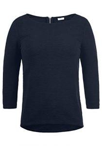 ONLY Gretel Damen Sweatshirt Pullover Sweater Mit Rundhalsausschnitt