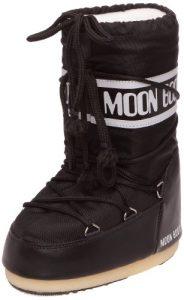 Moon Boot Nylon black 001 Unisex 42-44 EU Schneestiefel