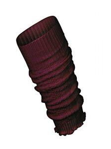 Piarini 1 Paar Bein Stulpen Damen – warme Beinstulpen Strick – One-Size