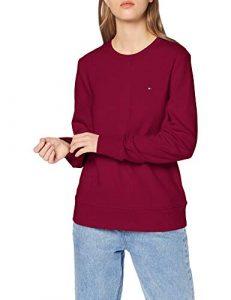 Tommy Hilfiger Damen Claire C-nk Ls Sweatshirt