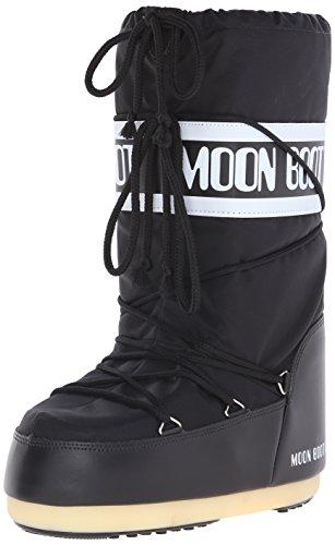 Moon Boot Nylon black 001 Unisex 39-41 EU Schneestiefel