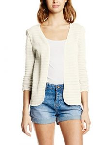 ONLY Damen Onlcrystal Ls Cardigan Noos Strickjacke