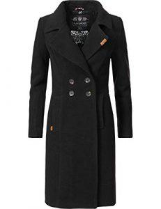 Navahoo Damen Wintermantel Winterparka Wooly 5 Farben XS-XXL