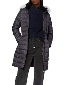 TOMMY HILFIGER Damen Tjw Essential Hooded Down Coat Jacke