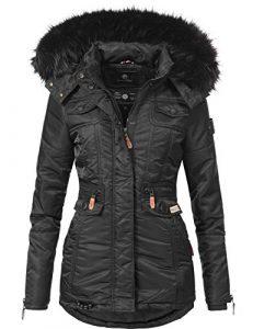 Navahoo Damen Winter-Jacke Winter-Mantel Steppmantel Schätzchen 11 Farben XS-XXL