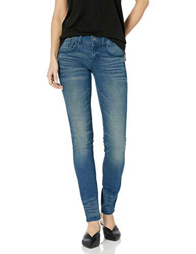 G-STAR RAW Damen Lynn Mid-Waist Skinny Jeans