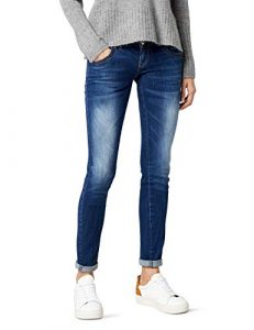 LTB Jeans Damen Molly Slim Jeans, Heal Wash 50356, 30W / 32L