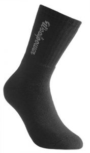 Woolpower 400 Socks Logo – Thermo Socken