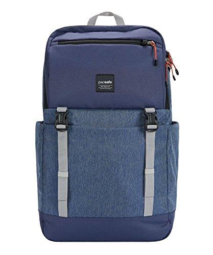 Pacsafe Slingsafe LX500, Anti-Diebstahl Rucksack, Daypack mit Sicherheitstechnologie, 21 Liter