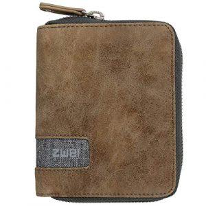 zwei O.Wallet OW1 Börse 13 cm
